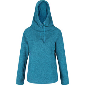 Regatta Kizmit II Sweat À Capuche En Polaire Femme, ocean depths